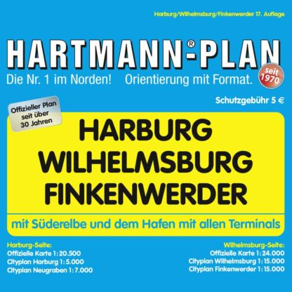 Harburg Wilhelmsburg Finkenwerder