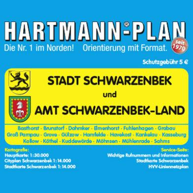 Kopf Plan Schwarzenbek Stadt & Land
