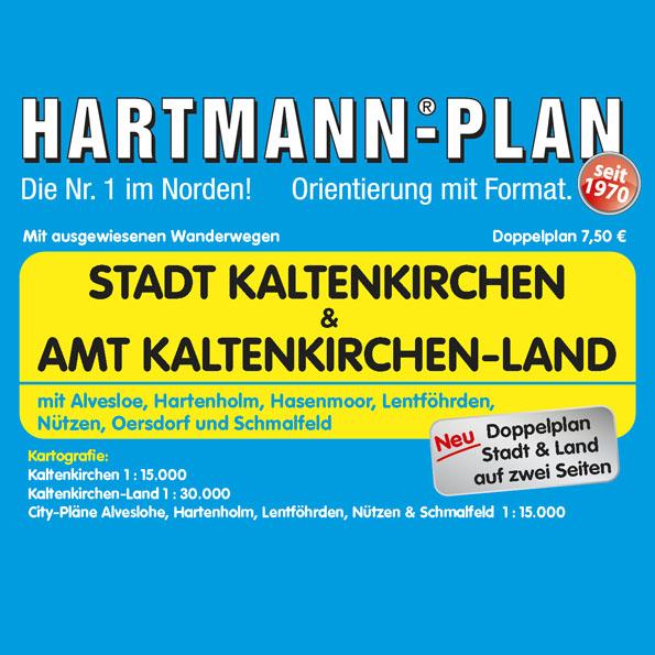 Kaltenkirchen Stadt & Amt Kaltenkirchen-Land Doppelplan ...