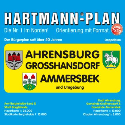 Titel Ahrensburg, Großhansdorf, Ammersbek