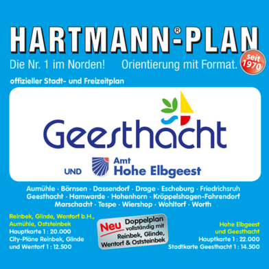 Titel Geesthacht + Hohe Elbgeest