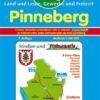 Kreis Pinneberg, als Kreiskarte in 1:100.000
