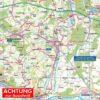 Kreis Herzogtum Lauenburg, als Kreiskarte in 1:100.000