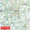 Kreis Steinburg, 1 : 100.000, als Kreiskarte