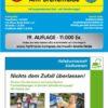 Mölln und Amt Breitenfelde, 1 : 25.000, als Stadtplan