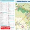 Buxtehude, 1: 20.000 Stadtplan mit kpl. Stadtgebiet