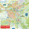 Bad Bramstedt Stadt, 1:15.000 Stadtplan