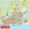 Brunsbüttel, 1 : 20.000, als Stadtplan