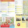 Lauenburg und Umgebung, als Straßenkarte in 1:20.000