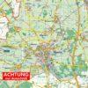 Bad Bramstedt-Land, 1 : 35.000, als Amtsplan