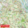 Landkreis Stade, Hartmann-Plan Kartografie Kreis