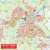 Stadt Stade & Landkreis Stade Hartmann-Plan Kartografie Stadt