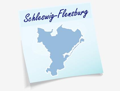 Übersichtskarte Kreis Schleswig-Flensburg