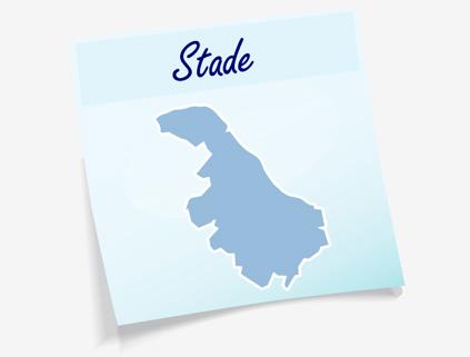 Übersichtskarte Landkreis Stade