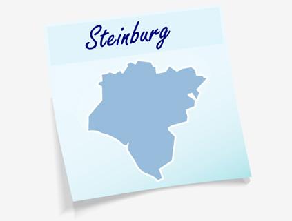 Übersichtskarte Kreis Steinburg