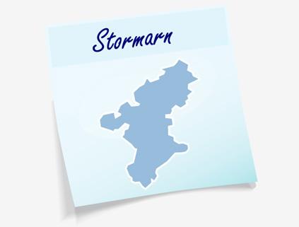 Übersichtskarte Kreis Stormarn